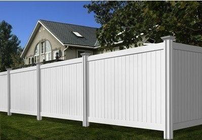 Acoustic Fences