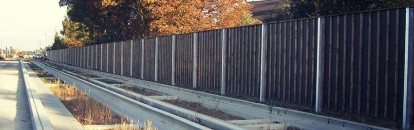 Building Soundproof Fences
