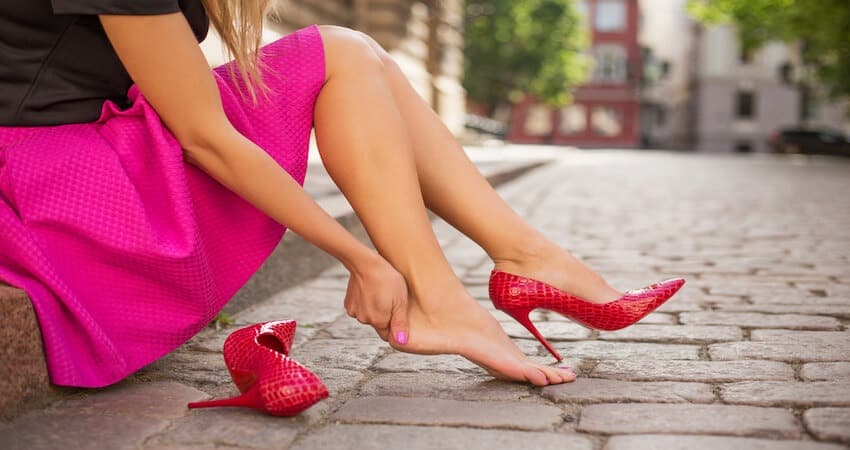 Consider When Buying a Quiet Heel