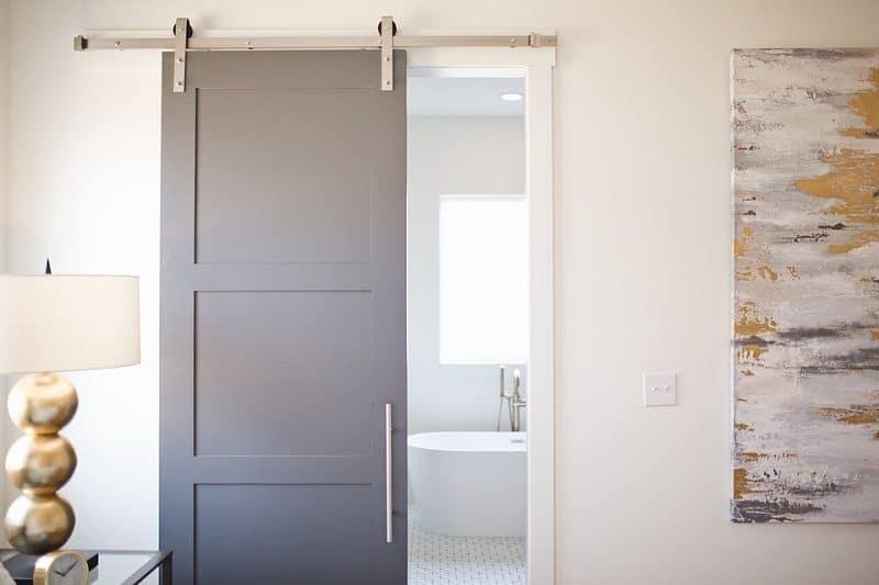 Soundproof Bathroom Door