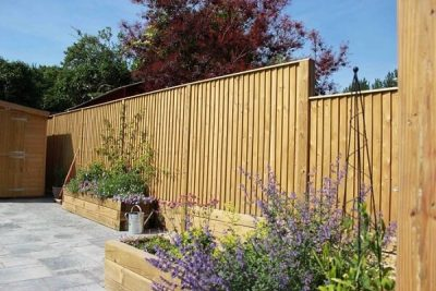 Soundproof Your Garden Fence