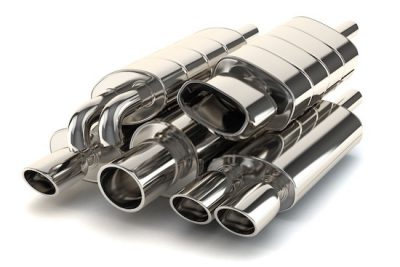 Engine Silencers for Lawn Mower