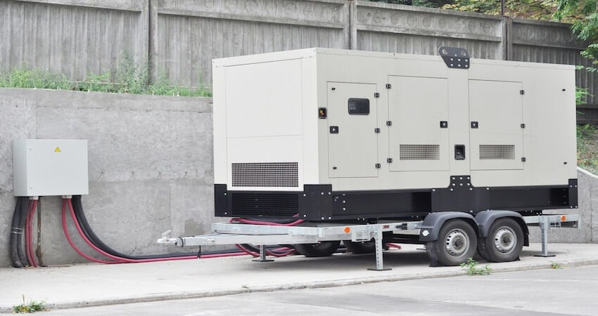 Generator for Camping and Home