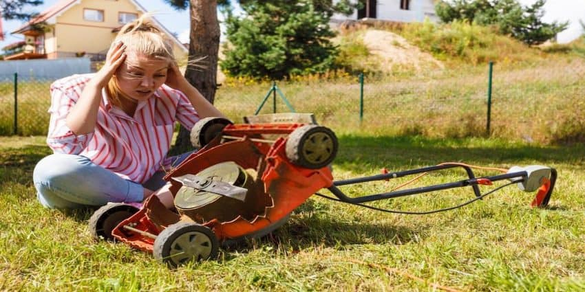 How to Make a Lawn Mower Quieter
