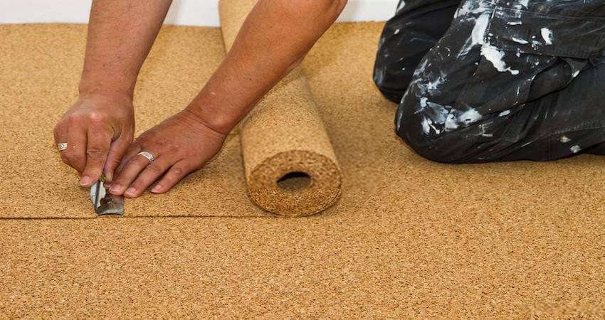 Soundproof Floor