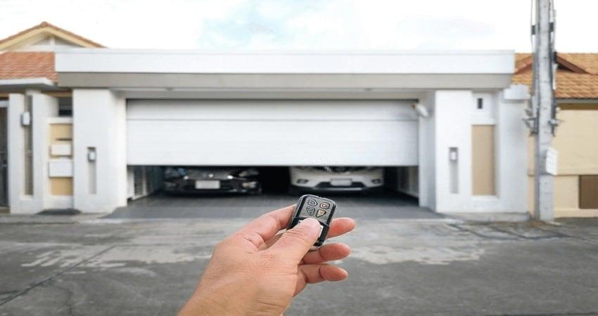 Thicken Garage Doors