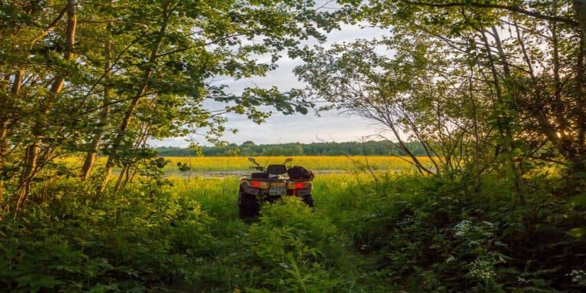 Best Quietest ATV for Hunting
