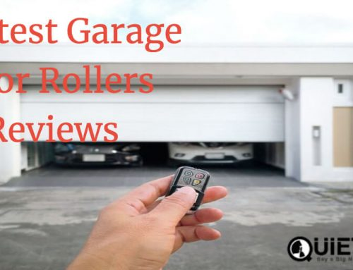 Quietest Garage Door Rollers Reviews & Buying Guide in 2019