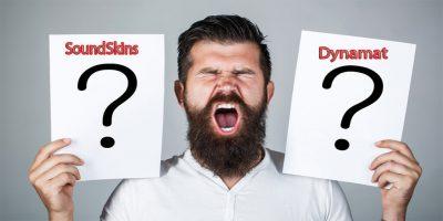 SoundSkins vs Dynamat Which is best