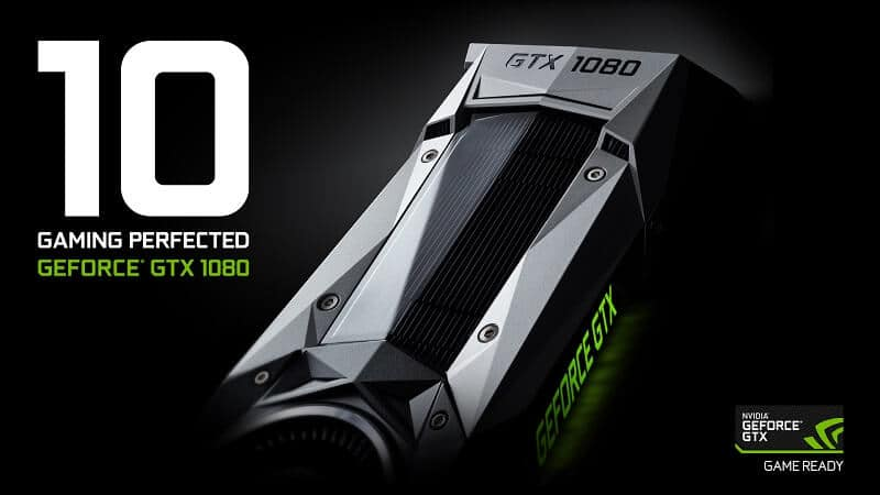What is GeForce GTX 1080