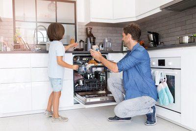 Dishwasher Insulation