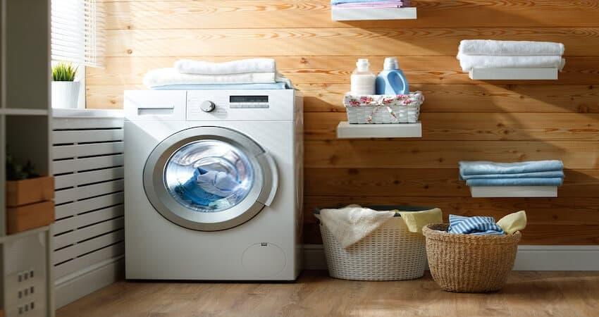 Soundproof Washing Machine