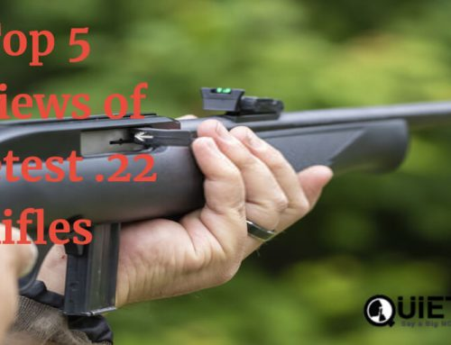Top 5 Quietest .22 Rifle Reviews: What is the best .22 rifle?