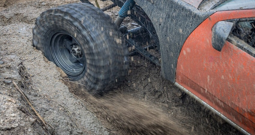 Benefits of Mud Tires