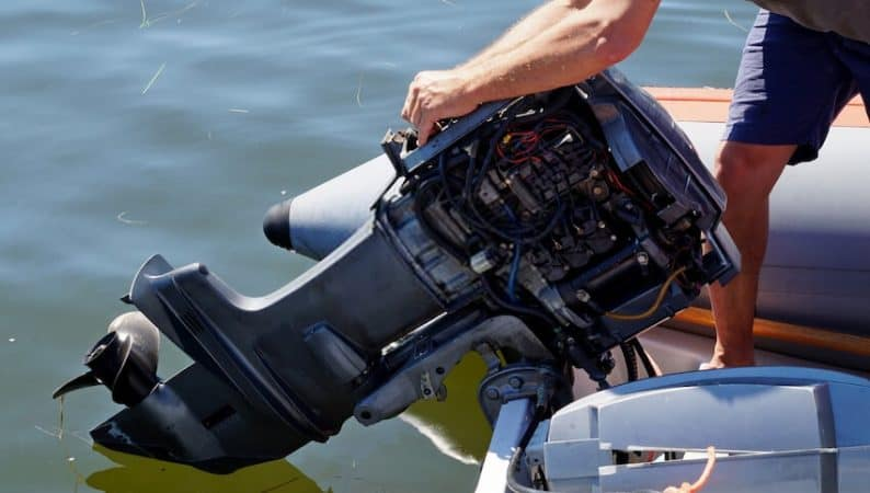 Quietest Outboard Motor