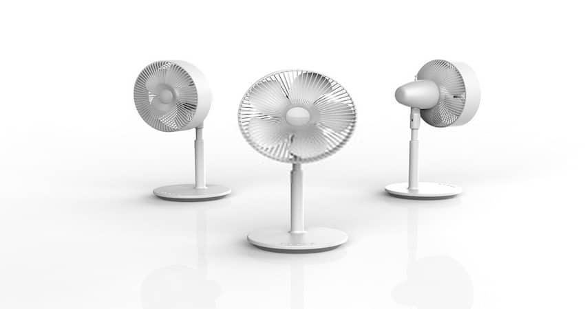 Quietest Pedestal Fan