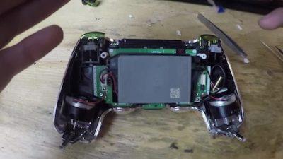 Broken PS4 Console