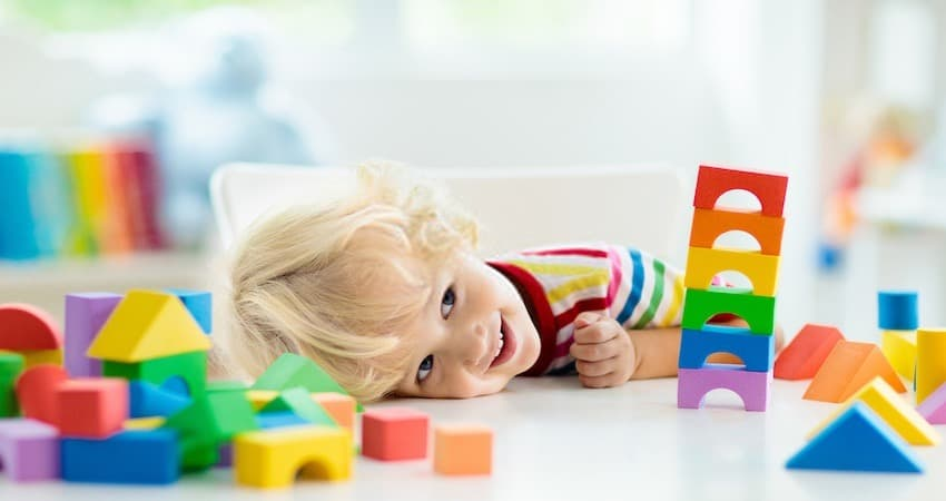 Quiet Toys For Toddlers & Babies