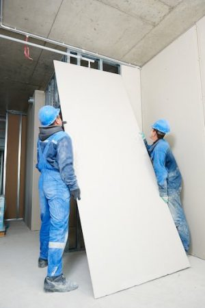 What Are The Other Common Types of Plasterboard