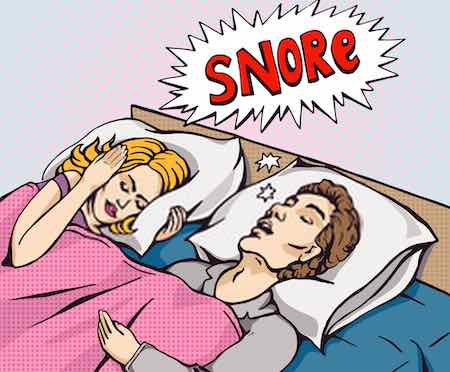 Identify the Cause of Snoring