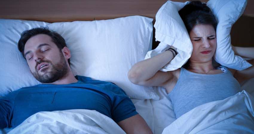Snoring Noises