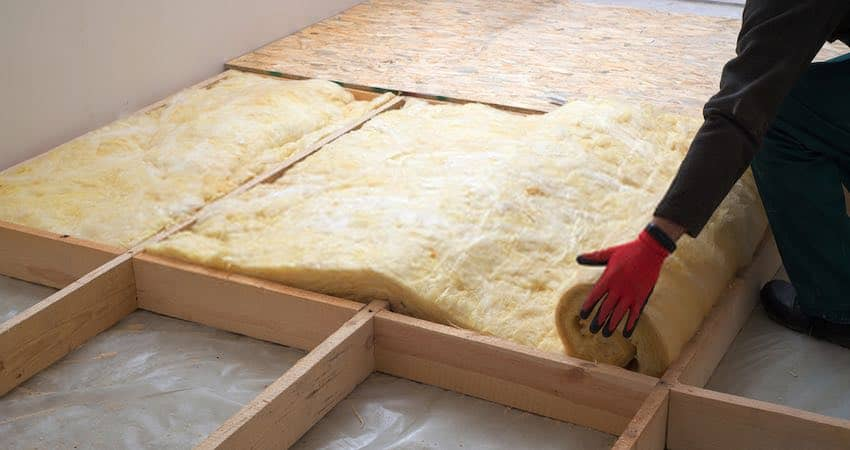 Soundproof Attic Floor